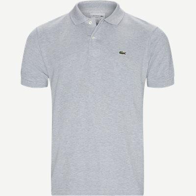 Pique Classic Polo T-shirt Classic fit | Pique Classic Polo T-shirt | Grå